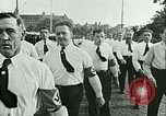 Image of Luxembourg  Nazi Party Luxembourg, 1940, second 6 stock footage video 65675021928