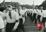 Image of Luxembourg  Nazi Party Luxembourg, 1940, second 9 stock footage video 65675021928