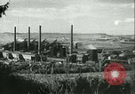 Image of steel mill Germany, 1940, second 10 stock footage video 65675021929
