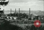 Image of steel mill Germany, 1940, second 13 stock footage video 65675021929
