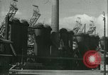 Image of steel mill Germany, 1940, second 14 stock footage video 65675021929