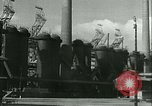 Image of steel mill Germany, 1940, second 16 stock footage video 65675021929