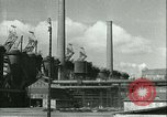 Image of steel mill Germany, 1940, second 21 stock footage video 65675021929