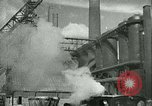Image of steel mill Germany, 1940, second 25 stock footage video 65675021929