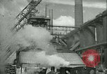Image of steel mill Germany, 1940, second 26 stock footage video 65675021929