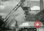 Image of steel mill Germany, 1940, second 28 stock footage video 65675021929