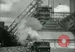 Image of steel mill Germany, 1940, second 30 stock footage video 65675021929