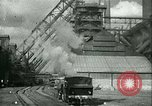 Image of steel mill Germany, 1940, second 31 stock footage video 65675021929