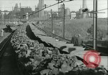 Image of steel mill Germany, 1940, second 37 stock footage video 65675021929