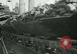 Image of steel mill Germany, 1940, second 41 stock footage video 65675021929