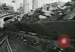Image of steel mill Germany, 1940, second 43 stock footage video 65675021929