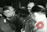 Image of Field marshal Walther von Brauchitsch Germany, 1940, second 9 stock footage video 65675021930