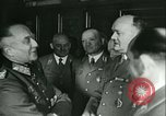 Image of Field marshal Walther von Brauchitsch Germany, 1940, second 13 stock footage video 65675021930