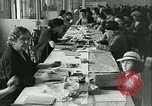 Image of food ration stamps France, 1940, second 13 stock footage video 65675021932