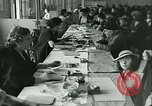 Image of food ration stamps France, 1940, second 15 stock footage video 65675021932