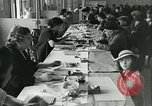 Image of food ration stamps France, 1940, second 16 stock footage video 65675021932
