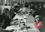 Image of food ration stamps France, 1940, second 17 stock footage video 65675021932