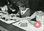Image of food ration stamps France, 1940, second 18 stock footage video 65675021932
