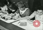 Image of food ration stamps France, 1940, second 19 stock footage video 65675021932