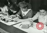 Image of food ration stamps France, 1940, second 23 stock footage video 65675021932