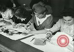 Image of food ration stamps France, 1940, second 24 stock footage video 65675021932