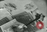 Image of food ration stamps France, 1940, second 30 stock footage video 65675021932