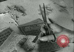 Image of food ration stamps France, 1940, second 31 stock footage video 65675021932