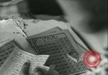 Image of food ration stamps France, 1940, second 32 stock footage video 65675021932