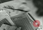 Image of food ration stamps France, 1940, second 34 stock footage video 65675021932