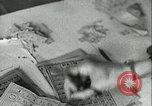 Image of food ration stamps France, 1940, second 35 stock footage video 65675021932