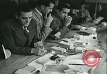 Image of food ration stamps France, 1940, second 45 stock footage video 65675021932