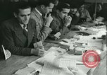 Image of food ration stamps France, 1940, second 46 stock footage video 65675021932