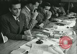 Image of food ration stamps France, 1940, second 47 stock footage video 65675021932