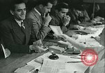 Image of food ration stamps France, 1940, second 48 stock footage video 65675021932