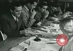 Image of food ration stamps France, 1940, second 49 stock footage video 65675021932