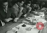 Image of food ration stamps France, 1940, second 50 stock footage video 65675021932