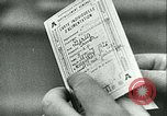 Image of food ration stamps France, 1940, second 53 stock footage video 65675021932