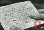 Image of food ration stamps France, 1940, second 55 stock footage video 65675021932