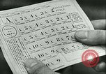 Image of food ration stamps France, 1940, second 56 stock footage video 65675021932