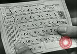 Image of food ration stamps France, 1940, second 58 stock footage video 65675021932