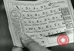 Image of food ration stamps France, 1940, second 59 stock footage video 65675021932