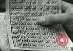 Image of food ration stamps France, 1940, second 61 stock footage video 65675021932