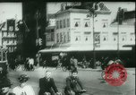 Image of Vichy France Paris France, 1940, second 9 stock footage video 65675021938