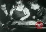 Image of Nazi newspaper printing during Paris occupation Paris France, 1940, second 22 stock footage video 65675021941