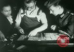 Image of Nazi newspaper printing during Paris occupation Paris France, 1940, second 23 stock footage video 65675021941
