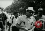 Image of James Meredith and his March Against Fear Mississippi United States USA, 1966, second 8 stock footage video 65675021951