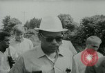Image of James Meredith and his March Against Fear Mississippi United States USA, 1966, second 13 stock footage video 65675021951
