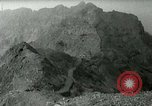 Image of British Royal Marines sealing off Crater township Aden Yemen, 1966, second 17 stock footage video 65675021952