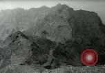 Image of British Royal Marines sealing off Crater township Aden Yemen, 1966, second 19 stock footage video 65675021952