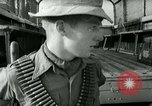 Image of British Royal Marines sealing off Crater township Aden Yemen, 1966, second 32 stock footage video 65675021952